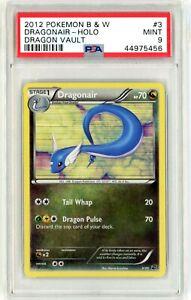 FREE SHIPPING! Pokemon Card Dragon Vault Holo Dragonair 3//20