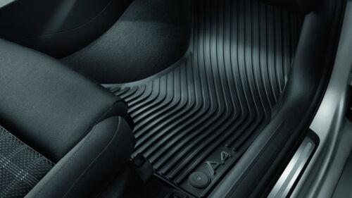 Original Audi Tapis De Sol en Caoutchouc a4 s4 b8 8k matten 2x Caoutchouc Tapis Avant S-Line OEM