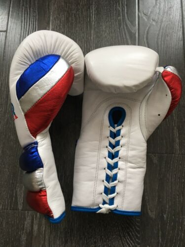 Boxing Gloves With Laces 16Oz Real cowhide Leather,Brand new design,premium lot