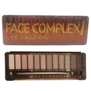 Palette ombretti occhi Face Complex