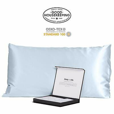 Fishers Finery 30mm 100 Pure Mulberry Silk Pillowcase