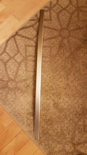 Stainless Kenmore Elite  W10155178//WPW10210941 Refrigerator Door Handle