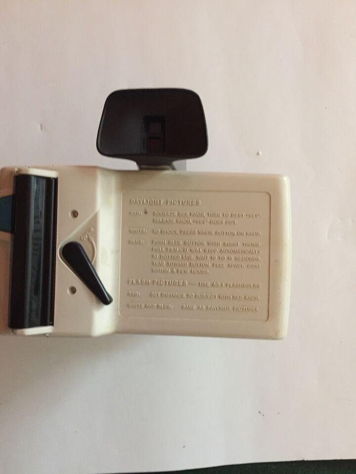 Foto, Polaroid Land Camera