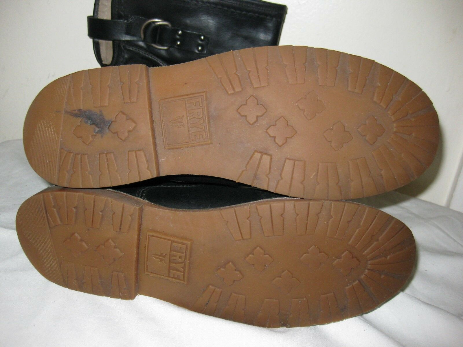 Frye Celia D démarrage Leather chaussures chaussures chaussures   76345 Taille 7.5 B 6885f0
