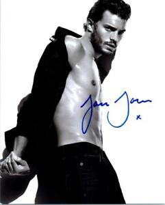 Jamie-Dornan-signed-8x10-autographed-Photo-COA