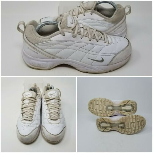 Nike Walk Vintage White Leather Low Trail Cross Sh