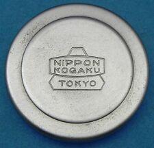 Nikon RF Chrome NKK 47mm Metal Front Lens Cap for early chrome 3.5cm f3.5  #5