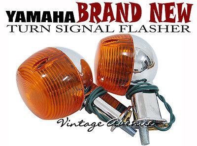 """YAMAHA DT1 DT2 DT3 RT1 RT2 RT3 HEAD LAMP 12V CASE 6/"""" 1"""
