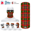 Innes Clan Scottish Tartan Multifunctional Headwear Neckwarmer Bandana