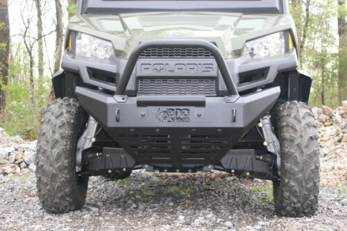 Polaris Ranger 570 Midsize 2015-2016 Bad Dawg Front Bumper w// Winch Mount