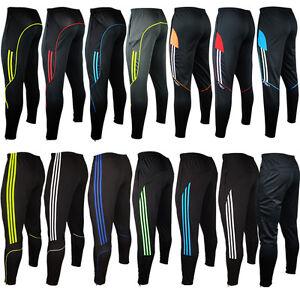 Men-039-s-Sportwear-Soccer-football-Running-Training-Sweat-Skinny-Pants-Trousers