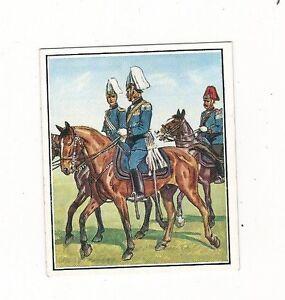 14-271-SAMMELBILD-FELDART-RGT-KONIG-KARL-WURT-REGIMENTSSTAB-REITET-ZUR-PAPADE
