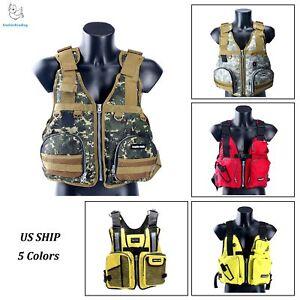 Boat Buoyancy Aid Sailing Kayak Fishing Life Jacket Vest Yellow Amarine Made