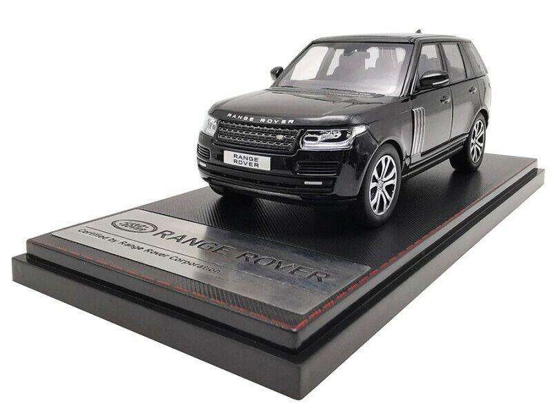LCD Models  1 43 RANGE ROVER SV AUTOBIOGRAPHY DYNAMIC 2017 noir MODELLINO  garanti