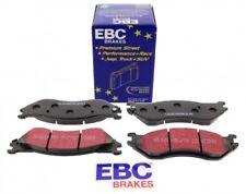 EBC Blackstuff Ultimax2 Bremsbeläge DP689//2 Bremsklötze Vorderachse Bremsen Bela