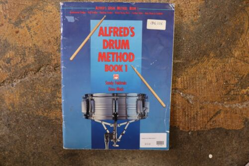 Alfred's Drum Method Book 1 by Sandy Feldstein /& Dave Black
