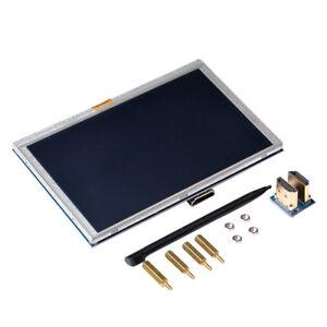 Ecran-tactile-de-5-pouces-LCD-800x480-HDMI-TFT-pour-Raspberry-PI