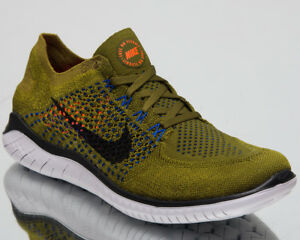 best website b95ac 77bd4 Image is loading Nike-Free-RN-Flyknit-2018-Men-Running-Shoes-