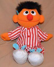 "18"" Sing & Snore Ernie Sesame Street Plush Dolls Toys Stuffed Animal Singing"