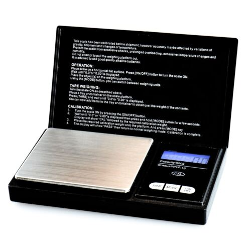 Mini Small Pocket Digital Gold Weighing Pans Scales 0.1g