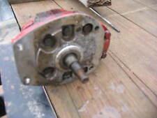 International IH Farmall Tractor Hydraulic Pump M  Super M  WD9 WD6 SMT 400 450