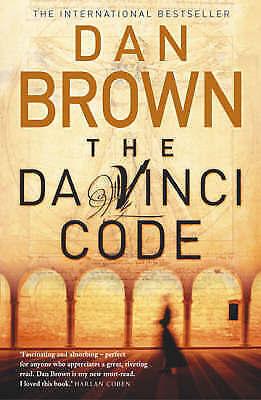 The Da Vinci Code by Dan Brown (Paperback, 2003)