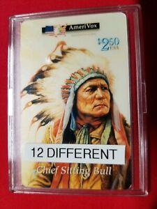 Indian-AmeriVox-Calling-Cards-Set