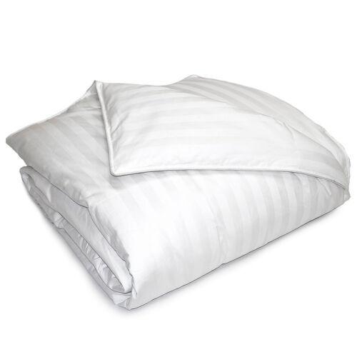 Luxlen All Natural 100% Mulberry Silk Comforter in White