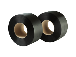 2-Rollen-Umreifungsband-PP-12mm-280-mm-Kern-Bandlaenge-4-800-Meter-neu-STRAPEX