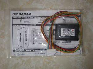 Fortin-GMDACAV-Cavalier-Sunfire-Saturn-S-Data-Bypass-Ki