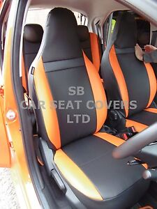 TO FIT A PEUGEOT 107, CAR SEAT COVERS, 2013 MODEL, CUSTOM MADE ...