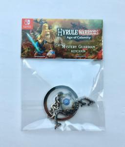 Hyrule Warriors Age of Calamity Mystery Guardian Keychain - Zelda
