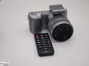 Sony-Alpha-Nex-5n-Aufsteckblitz-Lens-E-18-55-MM-F3-5-5-6-Oss-Zoom-Lens-49mm