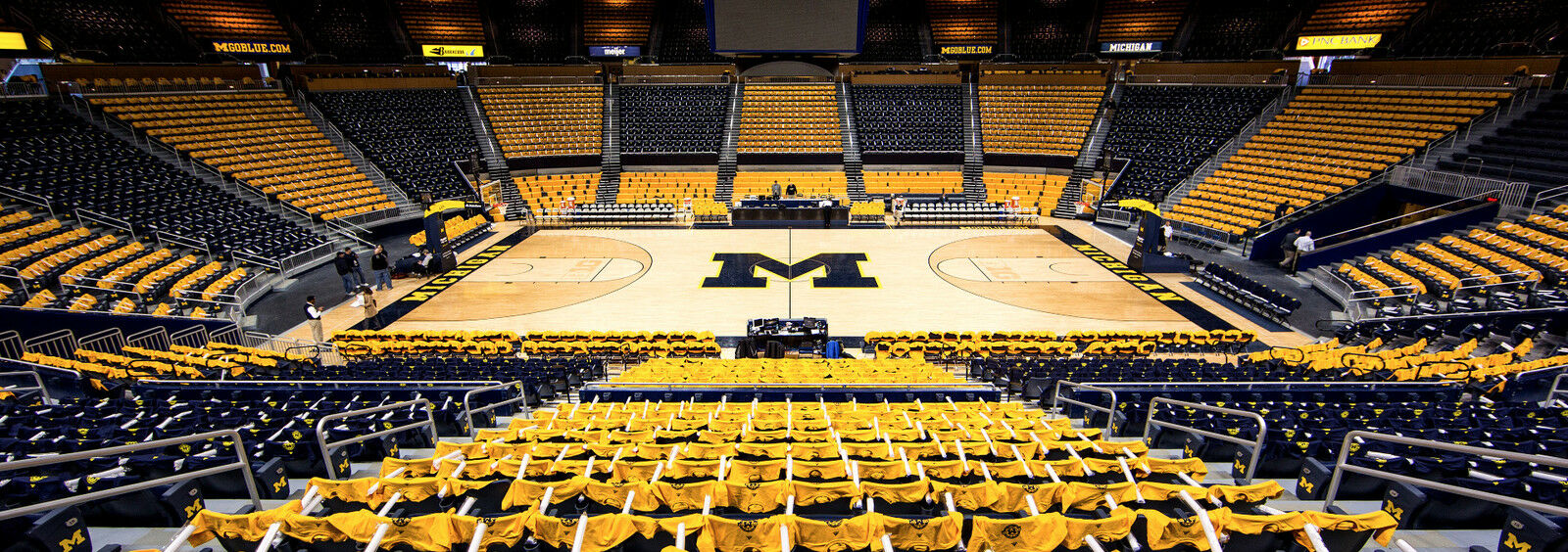 Minnesota Golden Gophers at Michigan Wolverines Basketball