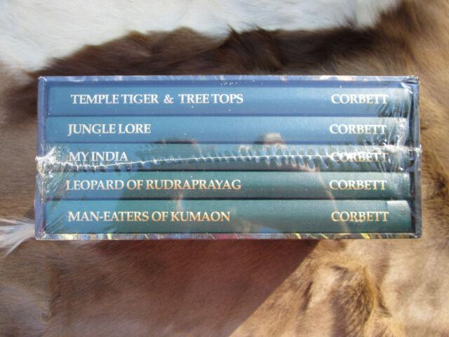 Jim Corbett Omnibus Ebook