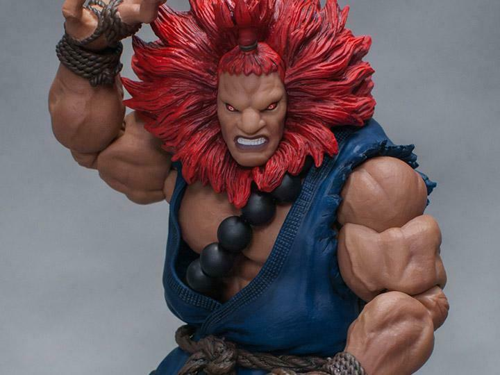 Storm Collectibles Street Fighter V Akuma 1 12 Scale Figure