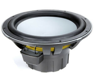 "Kicker KMW10 Marine Audio 10"" Color LED Light 300W Boat Subwoofer 43KMW102 Sub"