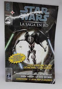 La Fourniture Star Wars La Saga En Bd (delcourt) - T10 : Novembre 2007 Garantie 100%