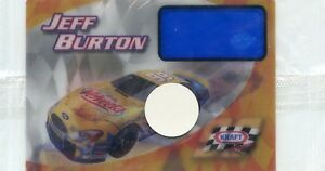 Image Is Loading Jeff Burton 2003 Post Hologram 3D Kraft Postopia