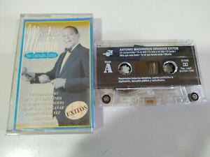 Antonio-Machin-Sus-grandes-Exitos-1996-Cinta-Tape-Cassette