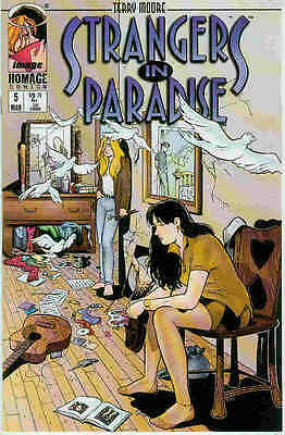 Rational Strangers In Paradise (vol. 3) # 5 (terry Moore) (usa, 1997)