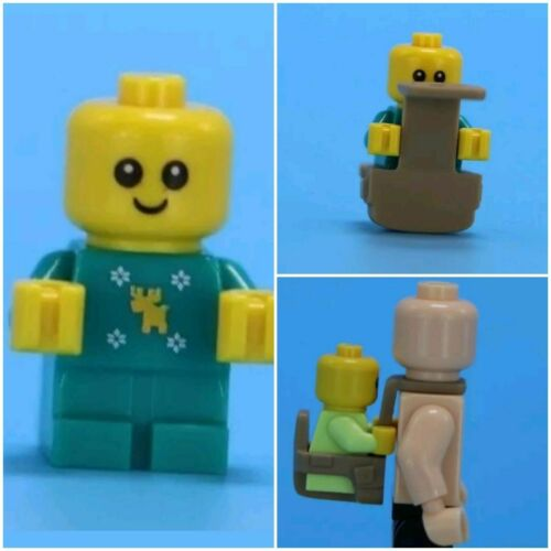 Lego *NEW* Baby Backpack style carrier for Baby Minifigures or other