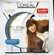 LOREAL XTENSO Straightener Cream  Sensitized Hair 125ml SET