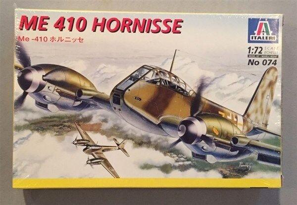 Italeri 1 72 ME 410 Hornisse Plastic Model Kit