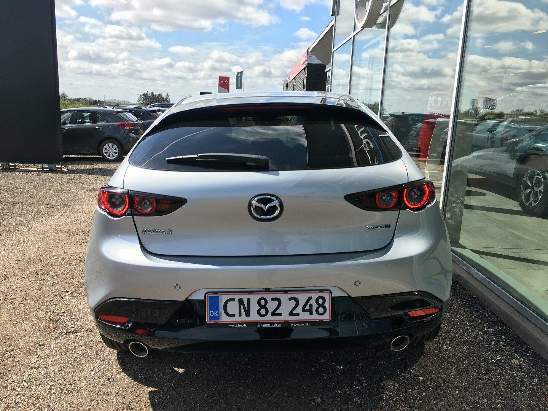 Mazda 3 2,0 Sky-X 180 Cosmo aut. - billede 4