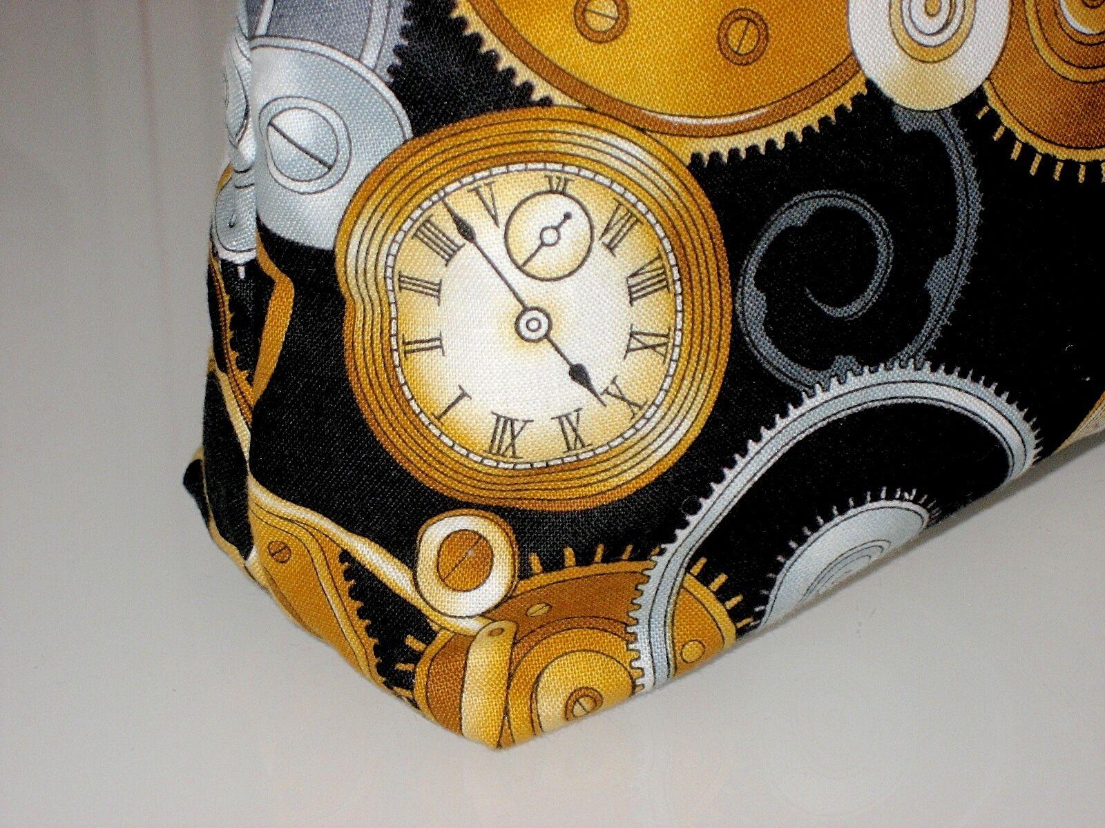 Schminktäschchen, stylos trousse, Cosmétiques Sac mouvement d'horlogerie, engrenage-à la la engrenage-à main - 518111