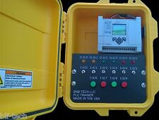 Allen Bradley MicroLogix 1100 1763-L16BWA PLC Trainer & Visual Basic HMI System