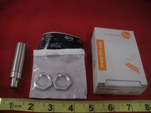 5mm f 10-30vdc New Efector IGC211 Proximity Sensor IGK3005-BPKG//M//US-104-DPS s