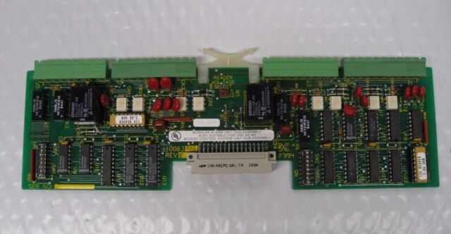 Used Casi-Rusco GE Security 2RP Reader Board 110063000