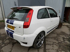 Ford Fiesta ST 150 mk6 WHITE BREAKING SPARES 2002-2008 side repeater clear .